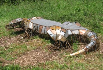 sculpture de sara renaud