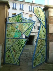 portail vitrail- sara renaud