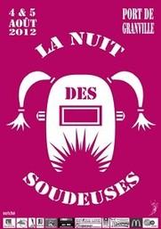 Nuit des soudeuses affiche 2012