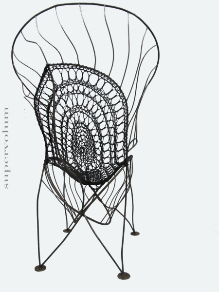 chaise metal emmanuelle 1