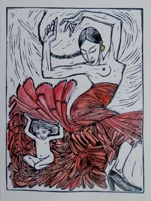 Amilia - Flamenco Mom