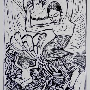 Amilia - Flamenco Mom nb