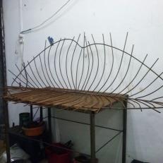 metal urban furniture bouchaoreille supervolum 002