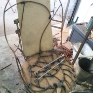 metal urban furniture bouchaoreille supervolum 003