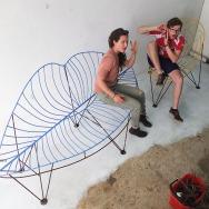 metal urban furniture bouchaoreille supervolum 005