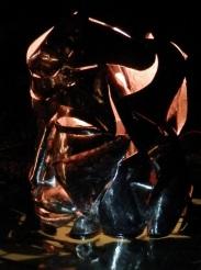 hammered steel face supervolum 1