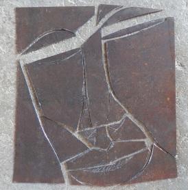 hammered steel face supervolum3