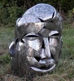 hammered steel face supervolum6