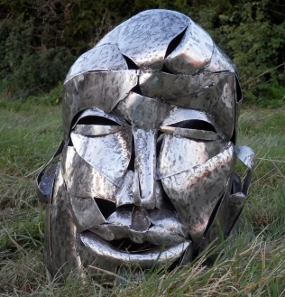 hammered steel face supervolum7