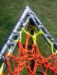 feuille orangee metal tresse supervolum (7)