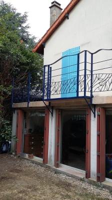 des Lianes pour Yane sculpture metal mobilier sara renaud supervolum (21)
