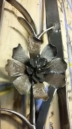 escalier fleur creation metal supervolum (14)