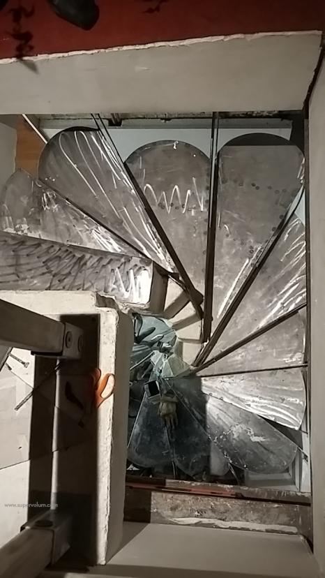 escalier fleur creation metal supervolum (31)