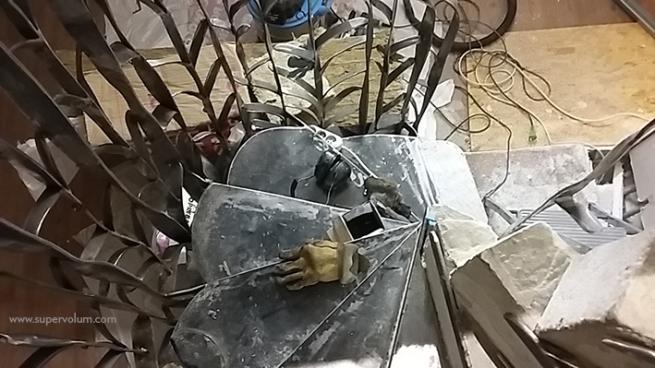 escalier fleur creation metal supervolum (32)