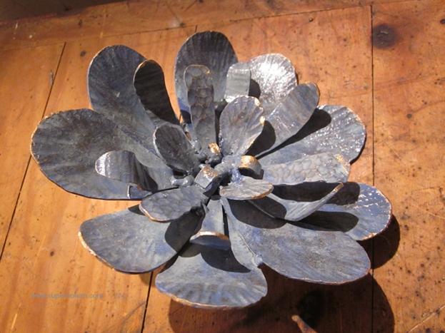 escalier fleur creation metal supervolum (42)