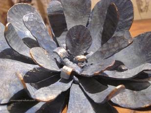 escalier fleur creation metal supervolum (43)