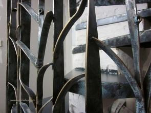 escalier fleur creation metal supervolum (56)