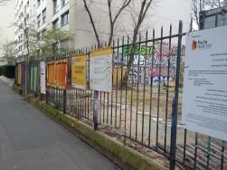 002 Portail Jardin Louis Blanc - Metal Art - Supervolum