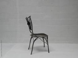 04 Family Chairs - Nature inspired Metal Art - supervolum