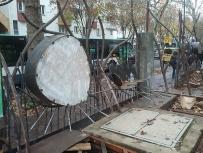 041 Portail Jardin Louis Blanc - Metal Art - Supervolum