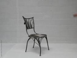 05 Family Chairs - Nature inspired Metal Art - supervolum