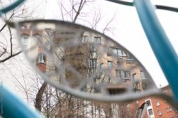 069 Portail Jardin Louis Blanc - Metal Art - Supervolum