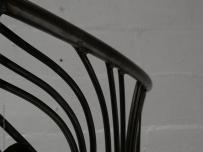 12 Family Chairs - Nature inspired Metal Art - supervolum