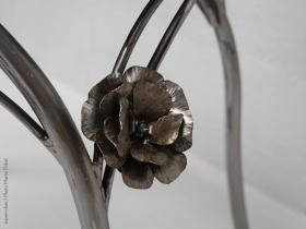 20 Family Chairs - Nature inspired Metal Art - supervolum
