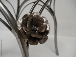 22 Family Chairs - Nature inspired Metal Art - supervolum