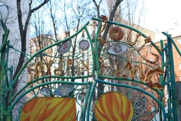 Portail Jardin Louis Blanc - Metal Art - Supervolum 04