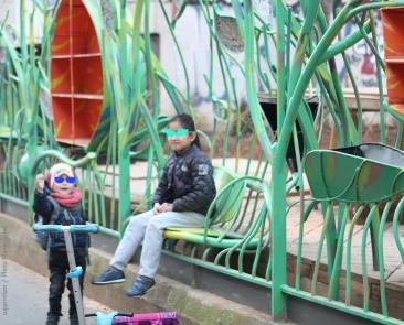 Portail Jardin Louis Blanc - Metal Art - Supervolum 05