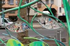 Portail Jardin Louis Blanc - Metal Art - photo Marion Servole / Marion Vallee
